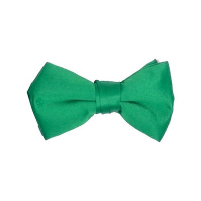 Azarman-Emerald-Green-Bowtie