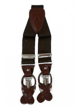 Brown Suspender