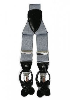 Grey Suspender