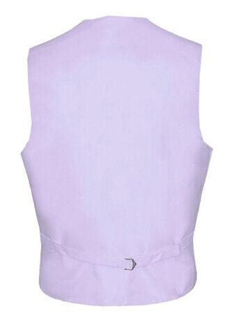 Lavender Satin Vest