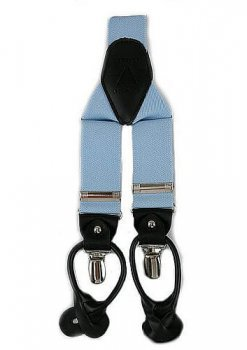 Light Blue Suspender