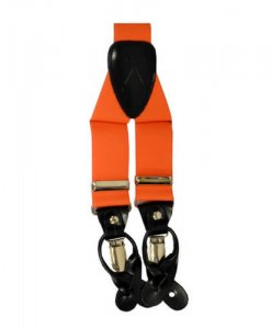 Orange Suspender