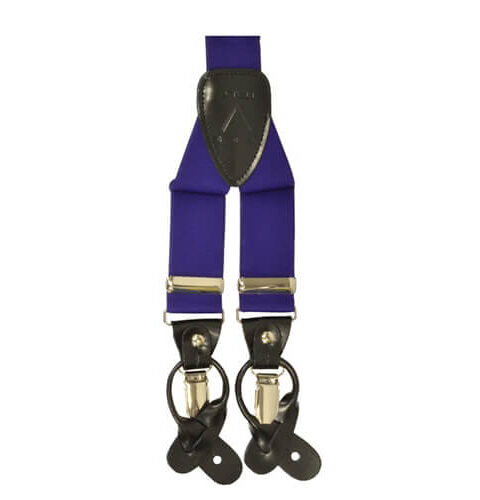 Purple Suspender