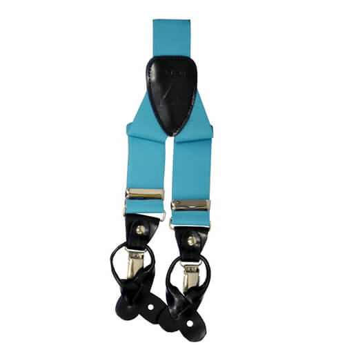 Turquoise Suspender