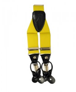 Yellow Suspender