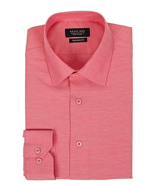 Azar Suits Pink Shirt