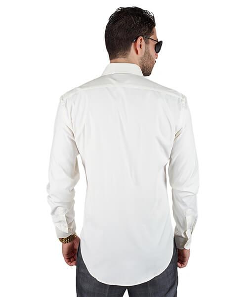 Azar Suits White Shirt