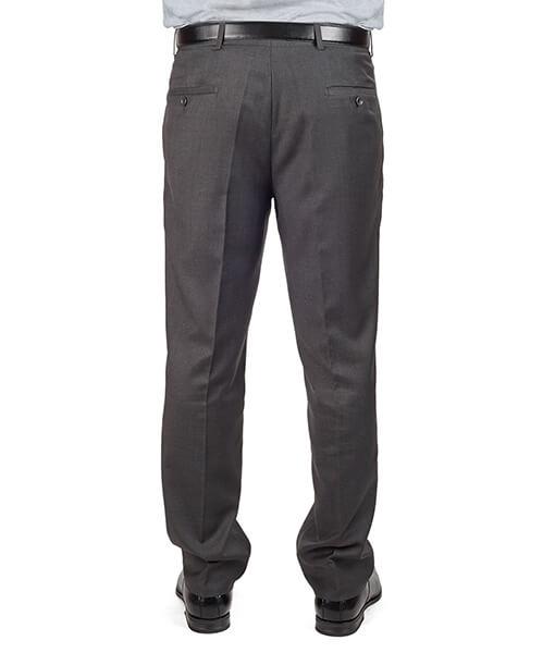 AzarSuits Grey Dress Pants