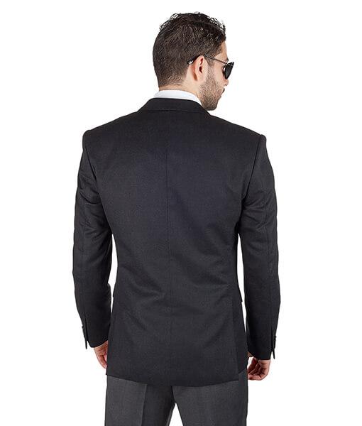 AzarSuits Black Sport Coat