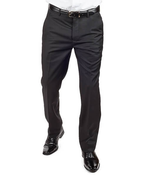 AzarSuits Black Dress Pants