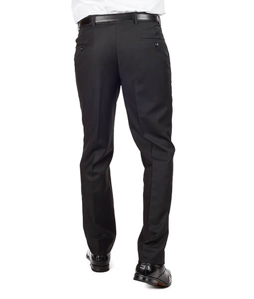AzarSuits Black Dress Pants