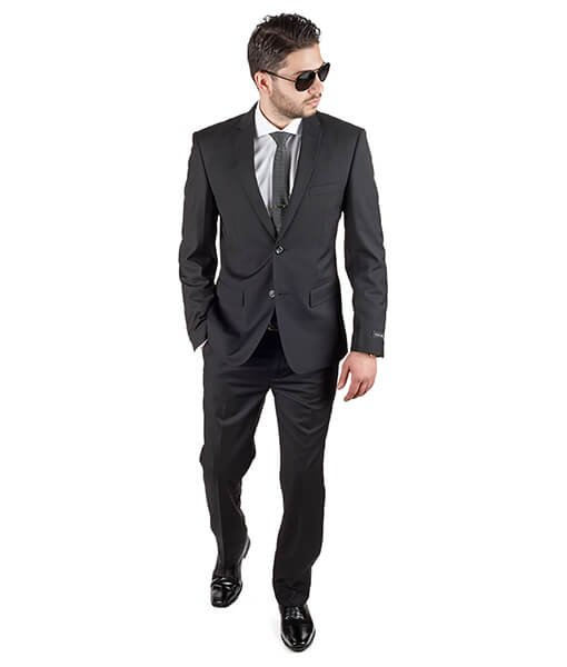 AzarSuits Black Suit