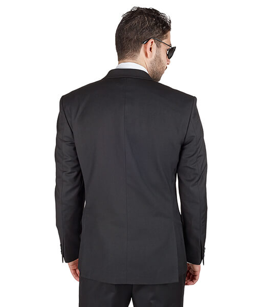 AzarSuits Black Suit