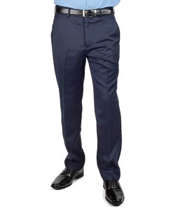 AzarSuits Navy Blue Dress Pants