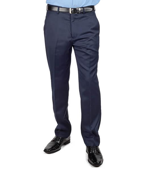 AzarSuits Navy Blue Dress Pants