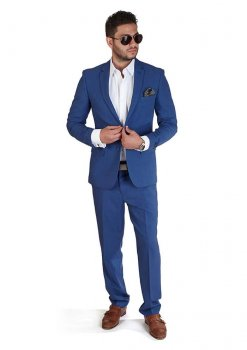 Slim-Fit-2-Button-Indigo-Blue-Suit-1